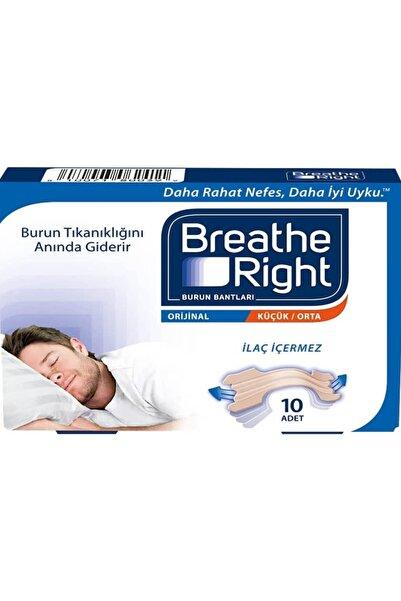 Breathe Right Orijinal (klasik) Burun Bantı Yeni Ambalajında 90 Adet