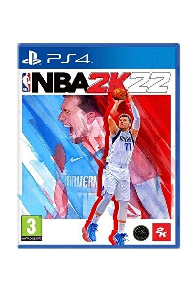TAKE 2 NBA 2K22 PS4 Oyun