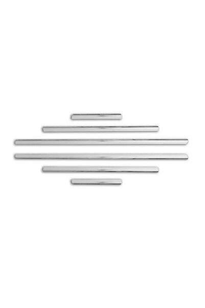 UNC AKSESUAR Hyundai Getz Krom Cam Çıtası Paslanmaz Çelik