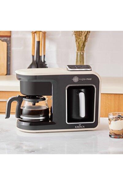 Karaca Hatır Plus+ Mod 5 In 1 Kahve Makinesi Cream