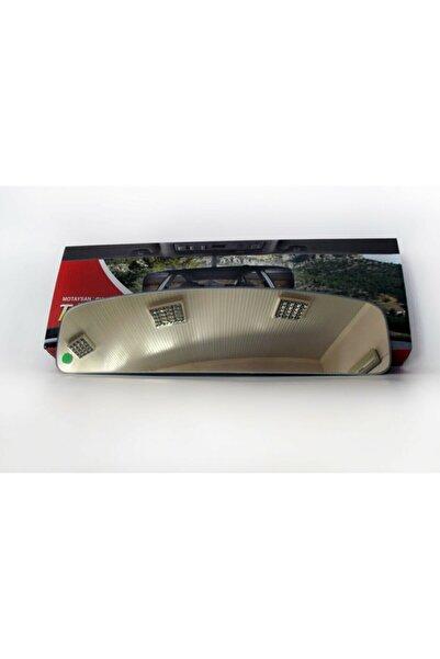 gürlerotoaksesuar Universal Lastikli Geçme Ayna / Iç Dikiz Aynası 300x80 Mm