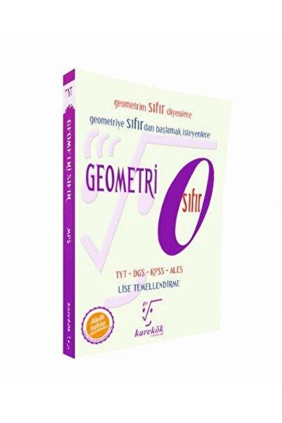 Karekök Yayınları Sıfır Serisi Geometri - 0