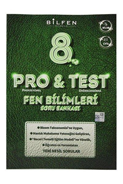 Bilfen Yayıncılık 8.Sınıf Lgs Pro & Test Fen Bilimleri Soru Bankası Yeni 2020