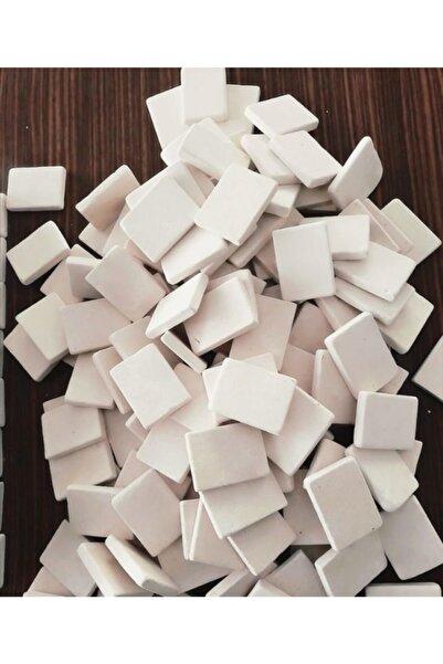 LENA 100 Adet 1x4,5x6 Baskısız Limra Doğaltaş Nikah Şekeri Boyama Magnet Taşları