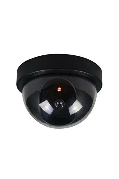 TechnoSmart Led Işıklı Dome Sahte Güvenlik Kamerası Hırsız Caydırıcı