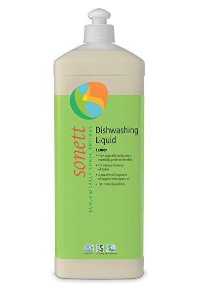 Sonett Elde Bulaşık Yıkama Sıvısı- Organik Limonotlu 1 L