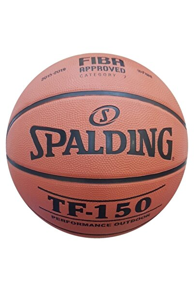 SPALDING Tf-150 Basketbol Topu Perform Size 7 Fıba Logolu 83-572 - 8774
