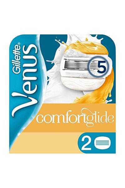 Gillette Venus Gillette VenüsKadın Venus Comfortglide Olay Yedek Tıraş Bıçaklağı 2'li