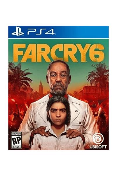 Ubisoft Far Cry 6 PS4 Oyun