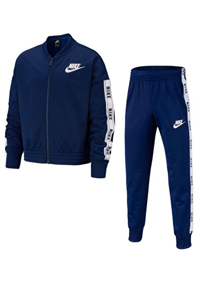 Nike Çocuk Eşofman Takımı Bv2769 Lacivert