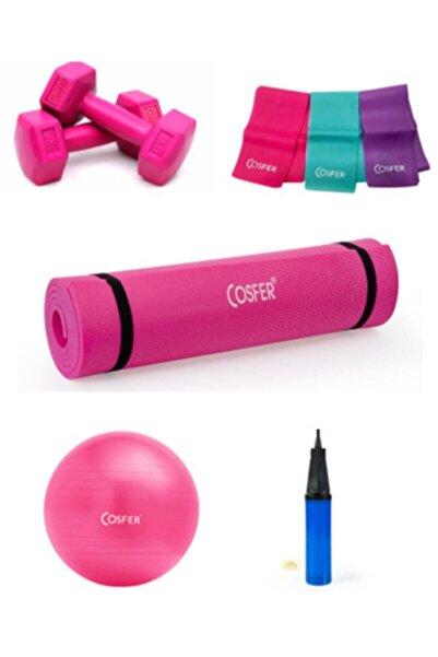 Cosfer 5'li Pilates Seti