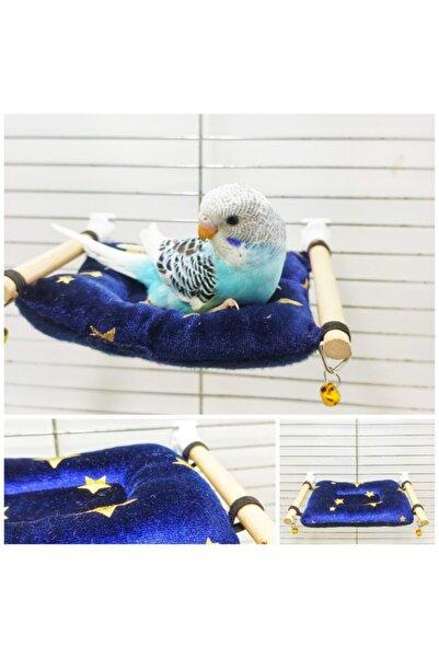 ozzipetshop Kuş Yastığı, Muhabbet Kuşu Uyku Yatağı,yumuşak Uyku Tüneği + Süpriz Hediye!