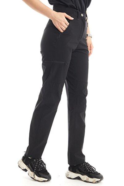 Climbolic Kadın Kaşgar Pantolon Siyah