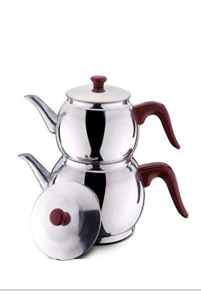 Köseoğlu 1 No Alüminyum Çaydanlık