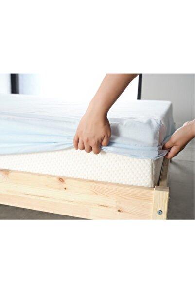 Doqu Home New Cotton Fitted Çarşaf Tek Kişilik Beyaz