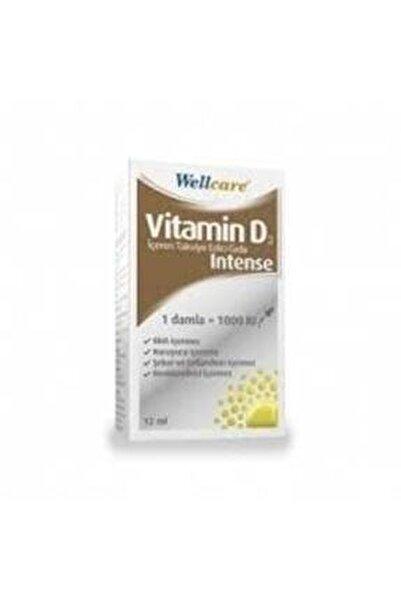 Vitamin D3 1000 Iu Intense Damla 12 ml
