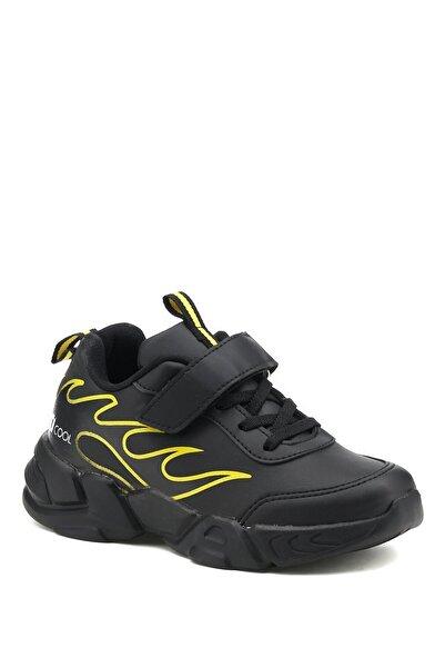 I COOL Gtr 1pr Siyah Erkek Çocuk Koşu Ayakkabısı