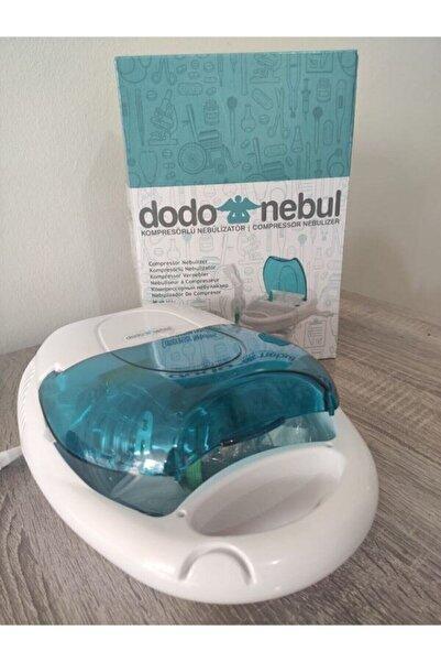 Dodo Kompresörlü Nebülizatör Cihazı Kapaklı Buhar Makinesi
