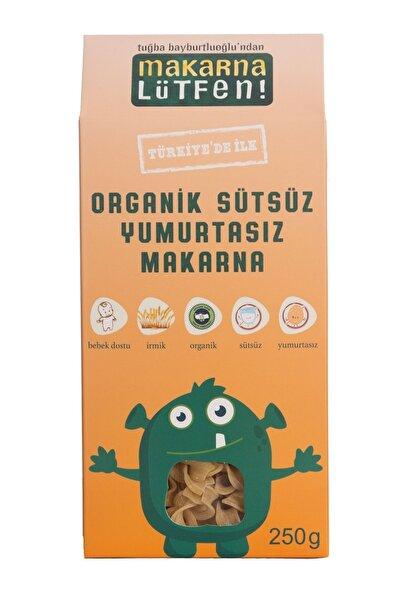 Makarna Lütfen Organik Makarna (Sütsüz Ve Yumurtasız-250 G)