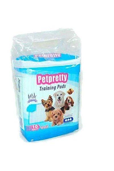 Pet Pretty Petpretty Lavanta Kokulu Köpek Eğitim Çiş Pedi 60x60 Cm 10'lu