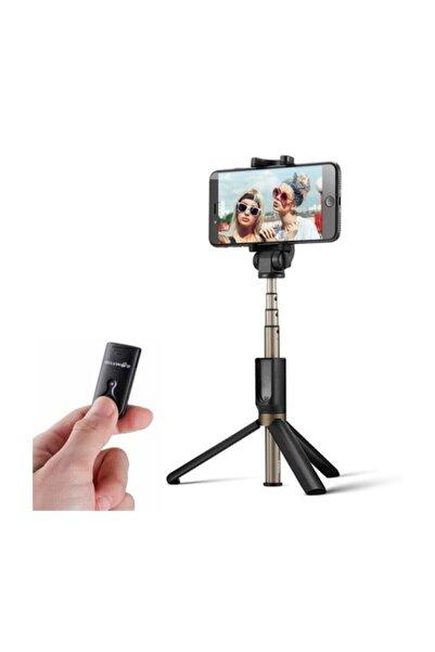 OKMORE Selfie Stick L04 Bluetooth Selfie Çubuğu Tripod Selfie Stick