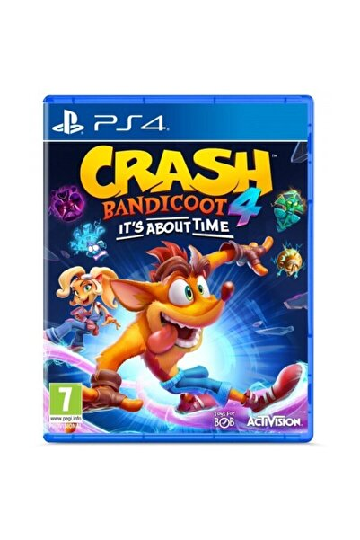 ACTIVISION Crash Bandicoot 4 Its About Time Ps4 Oyun