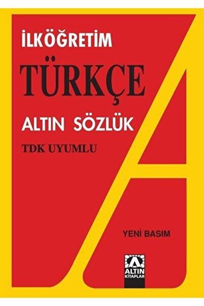 ALTINBAŞAK HOME COLLECTİON Türkçe Ilköğretim Sözlüğü