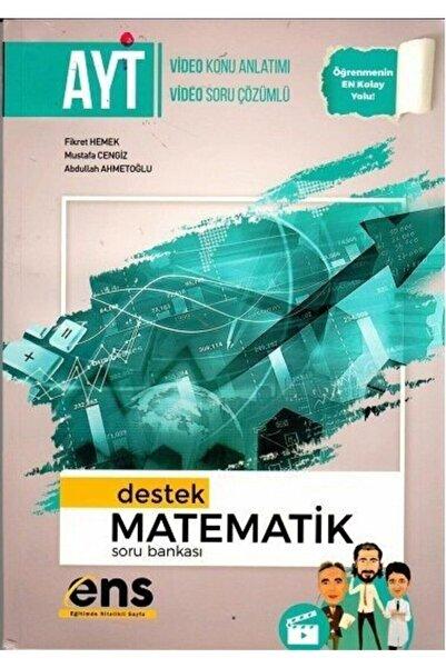 Ens Yayınları Ayt Matematik Destek Soru Bankası