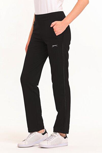 Slazenger Maxı I Kadın Eşofman Altı Siyah