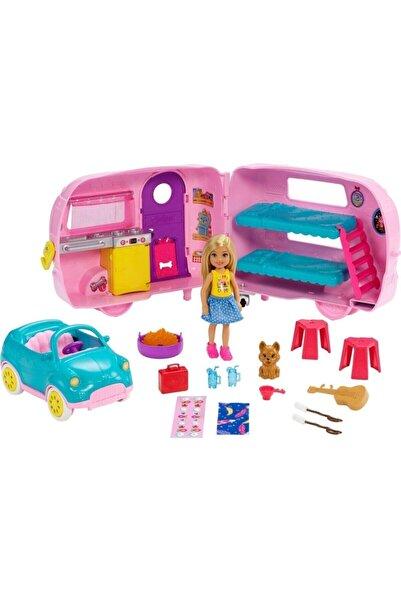 Fillikutum Barbie Chelsea'nin Karavanı