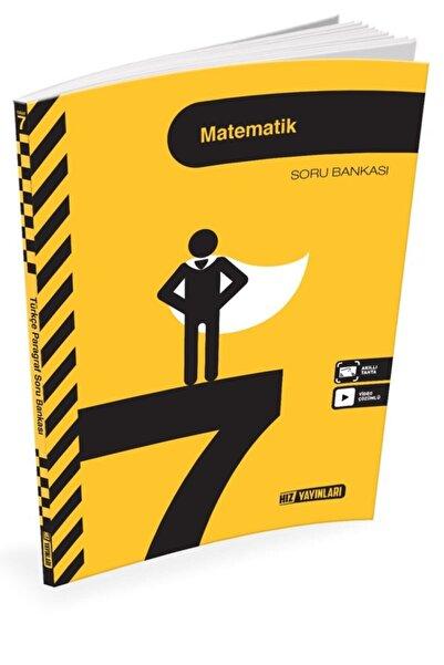 Hız Yayınları 7.sınıf Matematik Soru Bankası(2020-2021)