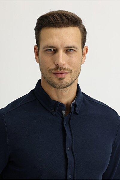 Kiğılı Erkek Lacivert Sweatshirt - 57482