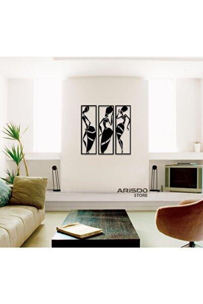 arisdo Afrikalı Kadın Duvar Sanatı