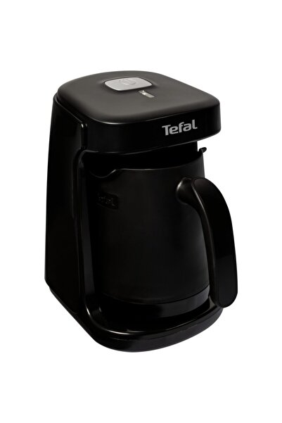 TEFAL Cm8118tr Köpüklüm Compact Türk Kahvesi Makinesi  Siyah