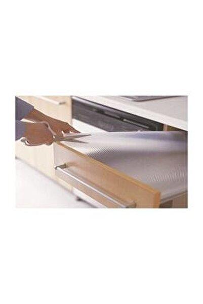 Şeffaf Kaydırmaz Raf Dolap Ve Çekmece Örtüsü 45 Cm X 10 M