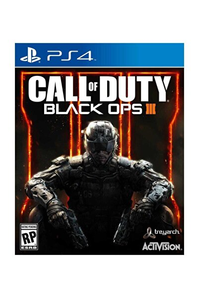 ACTIVISION Call Of Duty Black Ops 3 Ps4 Oyun