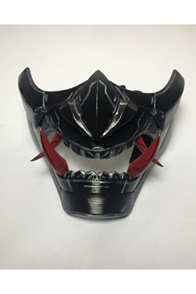 ORİON3D Oni Maskesi Siyah
