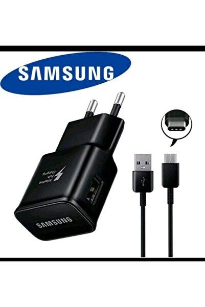 MOBİL GO Samsung Galaxy S8 S8 Plus Type-c Hızlı Şarj Aleti (adaptör + Şarj Kablosu)