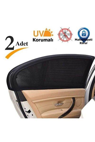 Ankaflex 2 Adet Araba Yan Cam Güneşlik Perde Kılıf Güneşliği Oto Araç Arka Yan Cam Için Güneşlik Universal