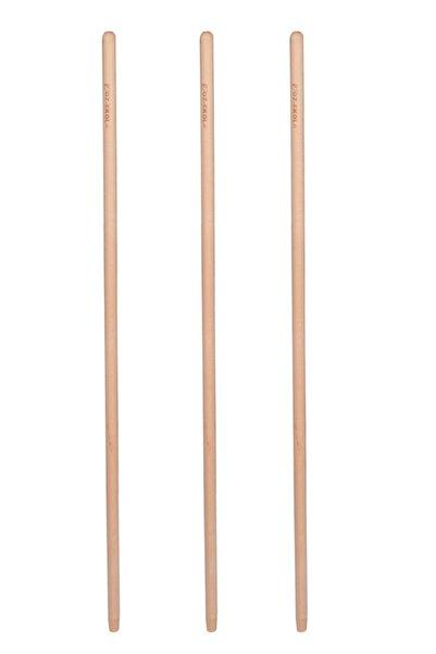 ŞEHRİMOSTARKIRK1 Fırça Sapı Gürgen 120 Cm- 3 Adet