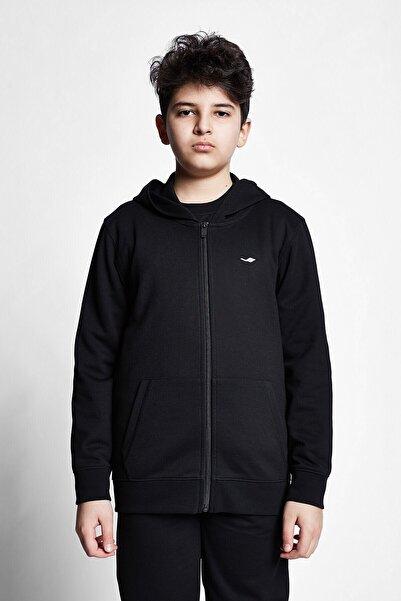 Lescon Fermuarlı Kapüşonlu Çocuk Ceket