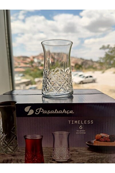 Paşabahçe Timeless 6lı Çay Bardağı 160cc