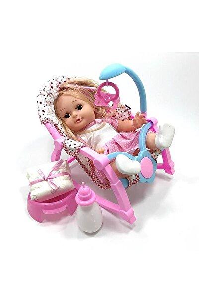Global Toys Pusetli Altını Islatan Konuşan Şarkı Söyleyen Bebek