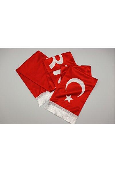 Asyabayrak Türk Bayraklı Atkı