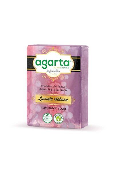 Agarta Doğal El Yapımı Lavanta Sabunu 150 g