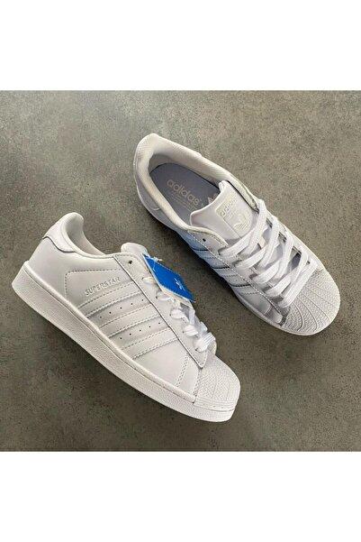 adidas Süperstar Ünisex Beyaz Günlük Ayakkabı