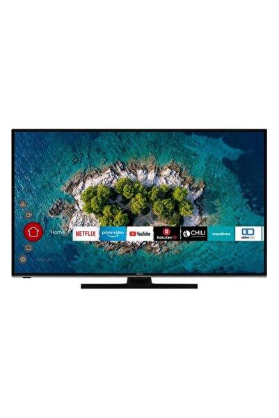 "HITACHI 50"" Ultrahd 4k Hdr Uydu Alıcılı Smart Wıfı Led Tv"