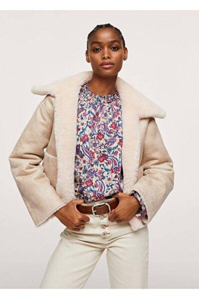 MANGO Woman Ceket --