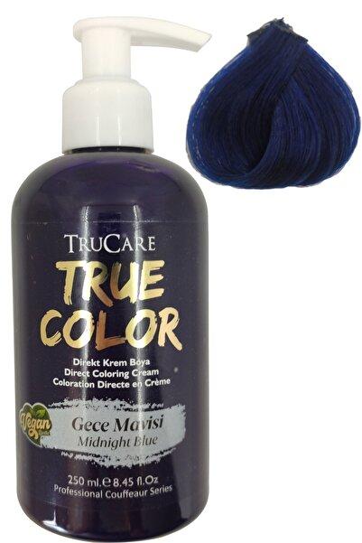 Trucare Truecolor Vegan Saç Boyası Gece Mavisi 250 ml