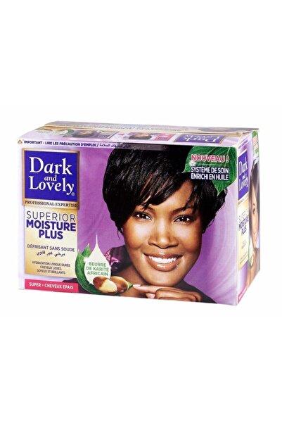 Dark & Lovely Dark And Lovely Superior Moısture Plus Saç Düzleştirici Krem Set